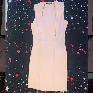 Pink mini dress size S